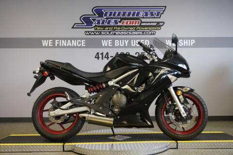 2008 Kawasaki Ninja 650R for sale at Southeast Sales Powersports in Milwaukee WI