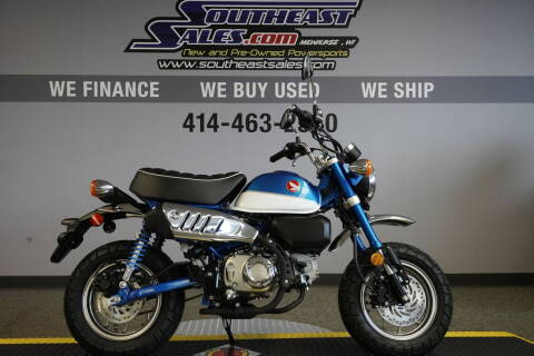 2021 Honda Monkey for sale at Southeast Sales Powersports in Milwaukee WI