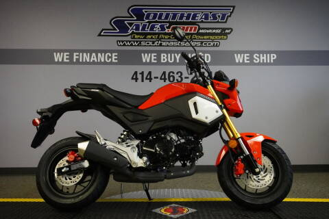 2020 Honda Grom for sale at Southeast Sales Powersports in Milwaukee WI