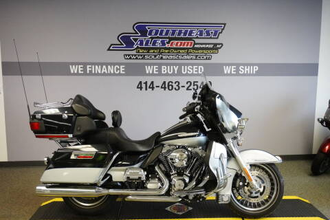 2012 Harley-Davidson® FLHTK - Electra Glide® Ul for sale at Southeast Sales Powersports in Milwaukee WI
