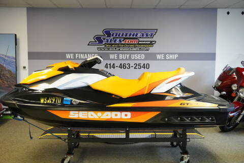 2018 Sea-Doo GTI™ SE 155 for sale at Southeast Sales Powersports in Milwaukee WI