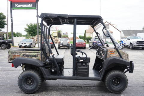 2019 Kawasaki Mule™ 4010 Trans 4x4&#17 for sale at Southeast Sales Powersports in Milwaukee WI