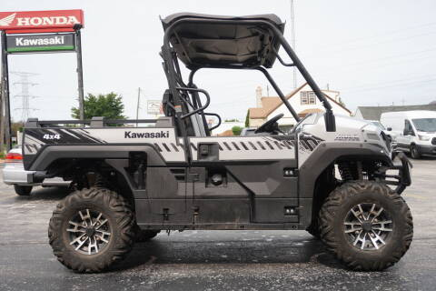 2019 Kawasaki Mule Pro-FXR™ for sale at Southeast Sales Powersports in Milwaukee WI
