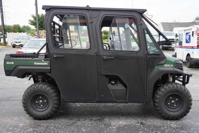 2019 Kawasaki Mule for sale at Southeast Sales Powersports in Milwaukee WI