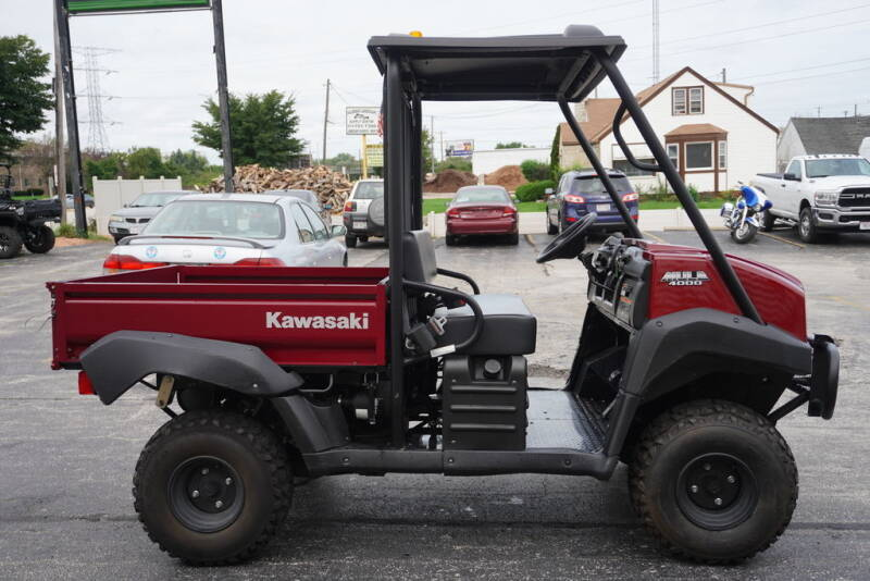 2018 Kawasaki Mule™ 4000 for sale at Southeast Sales Powersports in Milwaukee WI