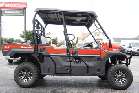 2017 Kawasaki Mule Pro-FXT™ EPS LE for sale at Southeast Sales Powersports in Milwaukee WI