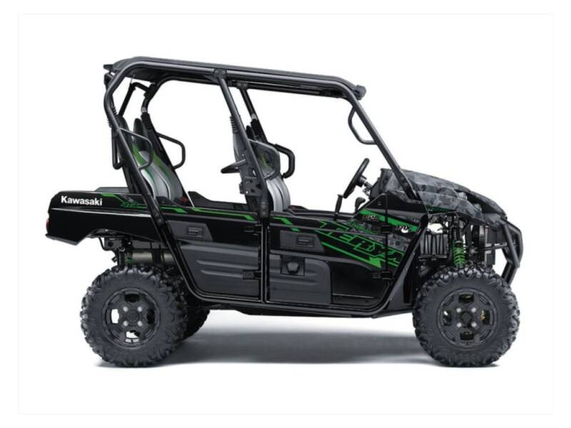 2021 Kawasaki Teryx4™ LE Camo for sale at Southeast Sales Powersports in Milwaukee WI