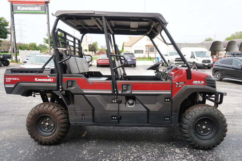 2017 Kawasaki Mule Pro-DXT™ Diesel EPS for sale at Southeast Sales Powersports in Milwaukee WI