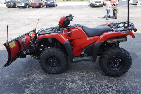2020 Honda FourTrax Foreman Rubicon 4x4 A for sale at Southeast Sales Powersports in Milwaukee WI
