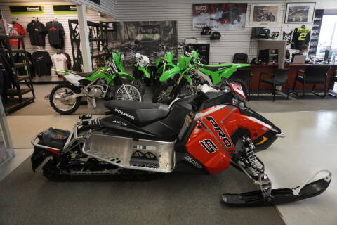 2018 Polaris 800 RUSH® Pro-S 1.25 RipS for sale at Southeast Sales Powersports in Milwaukee WI