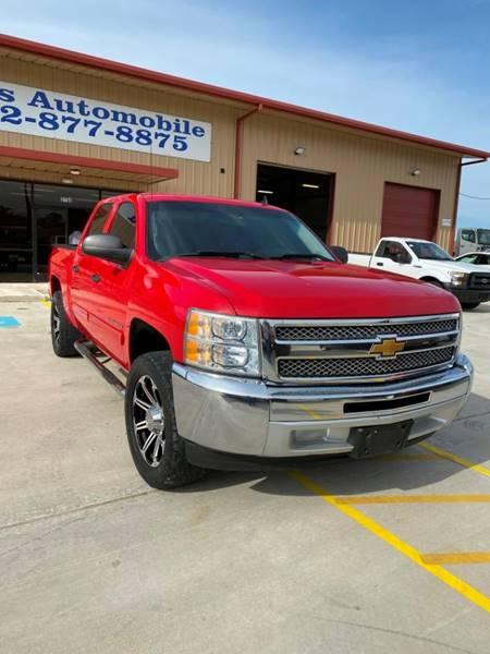 2012 Chevrolet Silverado 1500 LT (image 3)