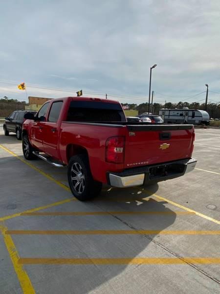 2012 Chevrolet Silverado 1500 LT (image 5)