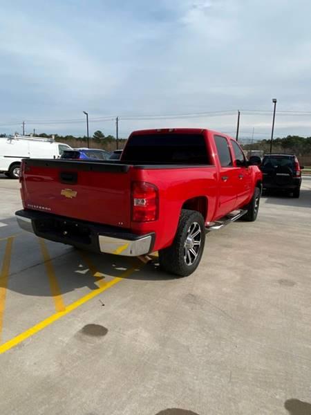 2012 Chevrolet Silverado 1500 LT (image 6)