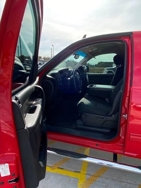 2012 Chevrolet Silverado 1500 LT (image 7)