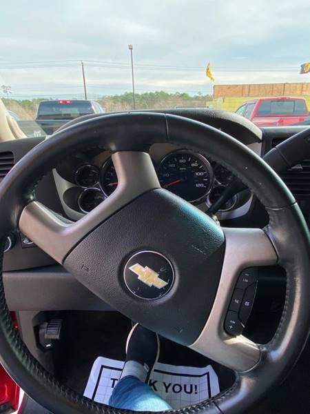 2012 Chevrolet Silverado 1500 LT (image 8)