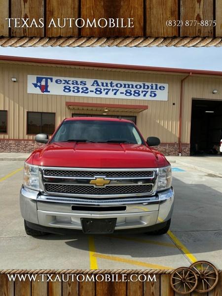 2012 Chevrolet Silverado 1500 LT (image 1)