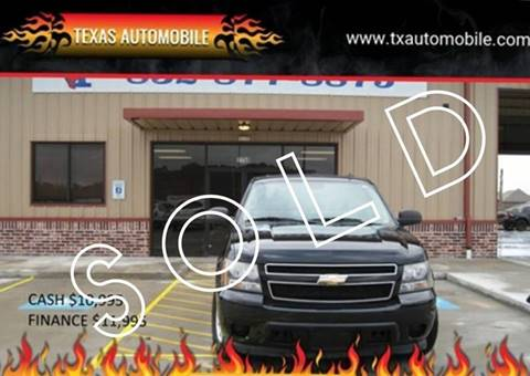 2009 Chevrolet Avalanche for sale at TEXAS AUTOMOBILE in Houston TX