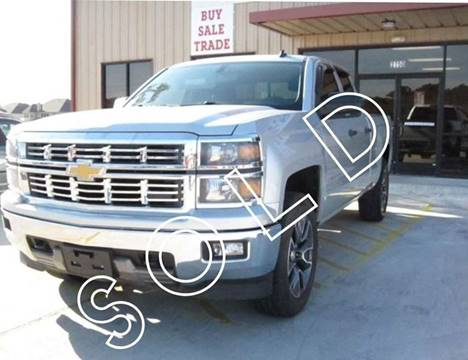 2014 Chevrolet Silverado 1500 for sale at TEXAS AUTOMOBILE in Houston TX