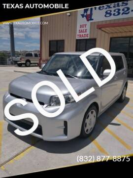 2012 Scion xB for sale at TEXAS AUTOMOBILE in Houston TX