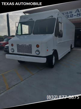 2009 Workhorse W42 for sale at TEXAS AUTOMOBILE in Houston TX