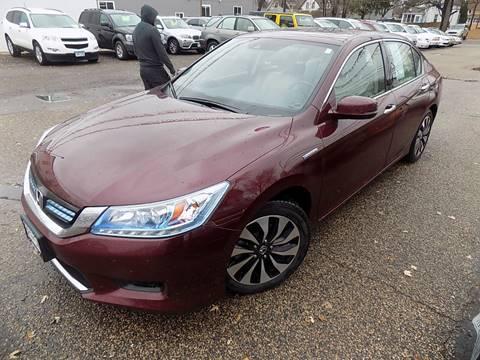 2014 Honda Accord Hybrid for sale in Minneapolis, MN