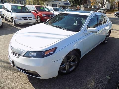 2014 Acura TL for sale in Minneapolis, MN