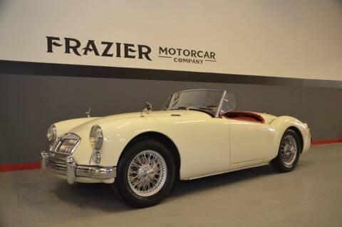 1960 MG MGA for sale in Lebanon, TN