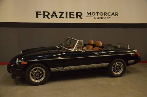 1980 MG MGB for sale in Lebanon, TN