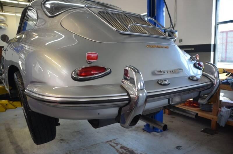 1964 Porsche 356 (image 57)