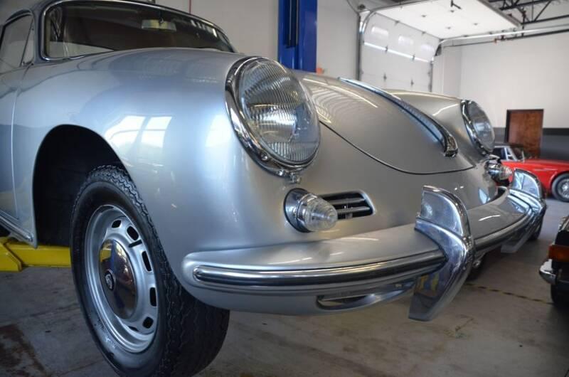 1964 Porsche 356 (image 52)