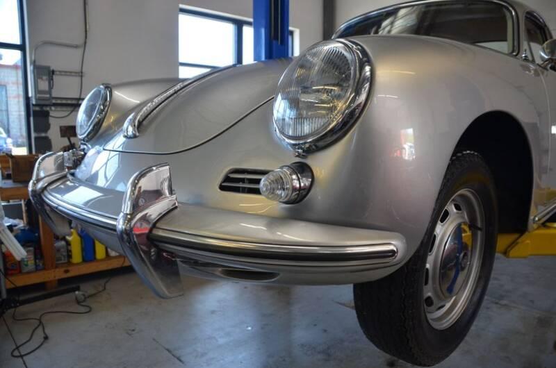 1964 Porsche 356 (image 53)