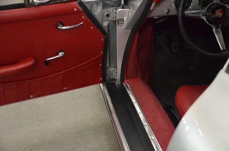 1964 Porsche 356 (image 38)