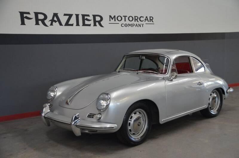 1964 Porsche 356 (image 1)