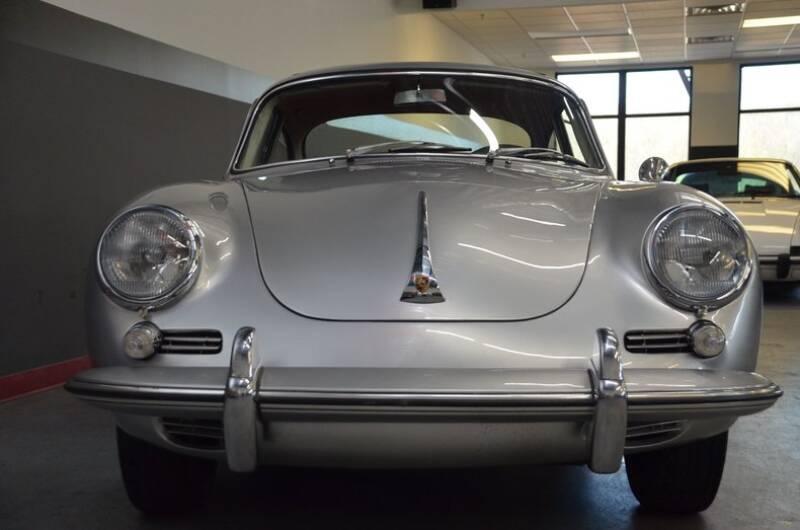 1964 Porsche 356 (image 10)