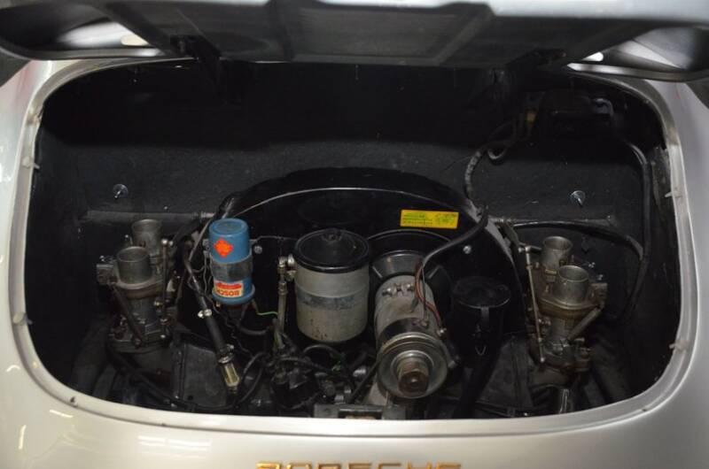 1964 Porsche 356 (image 39)