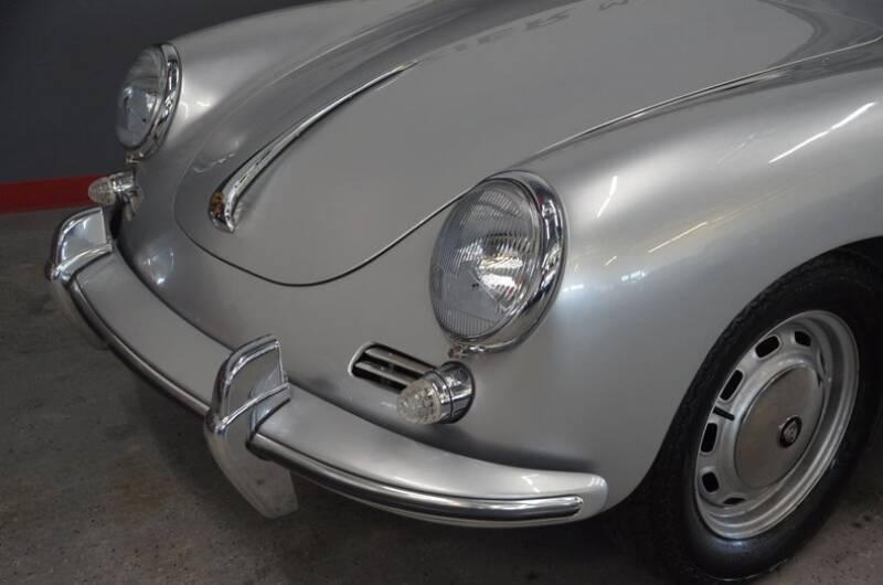 1964 Porsche 356 (image 12)