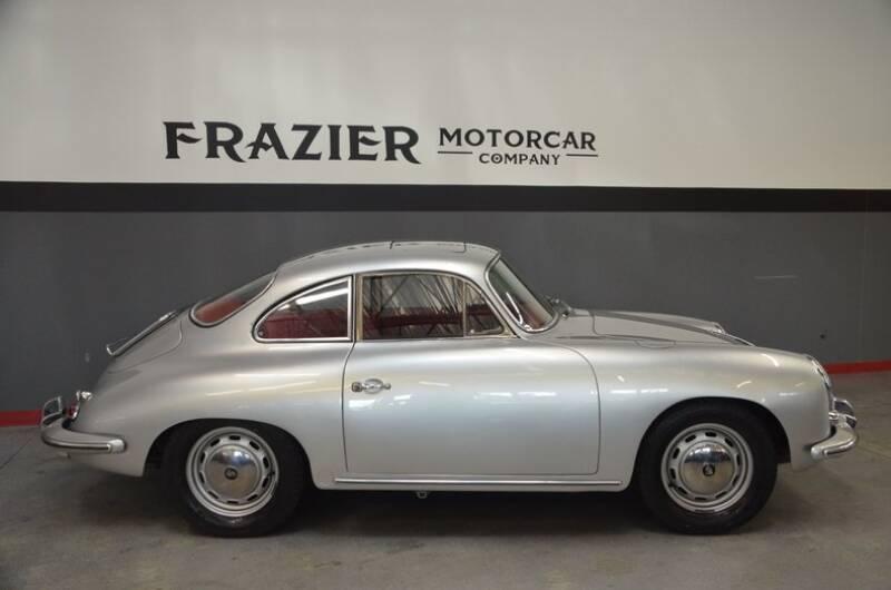 1964 Porsche 356 (image 7)