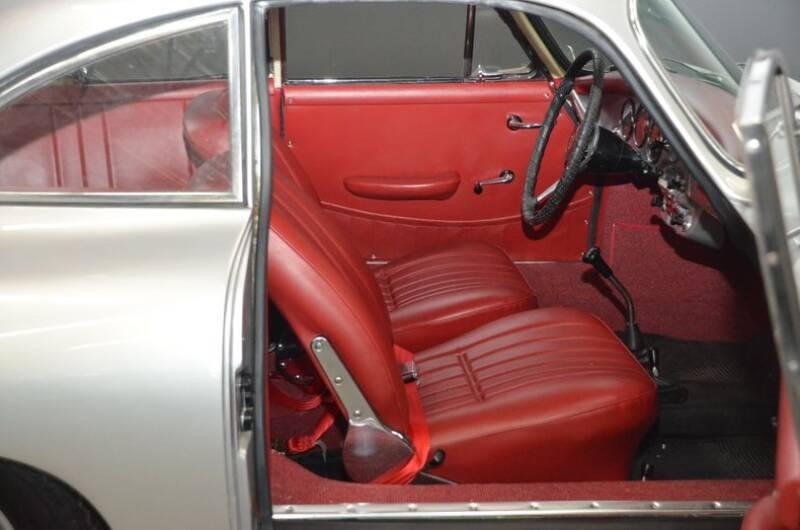 1964 Porsche 356 (image 31)