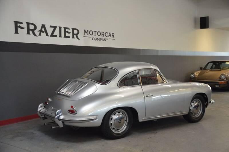 1964 Porsche 356 (image 6)