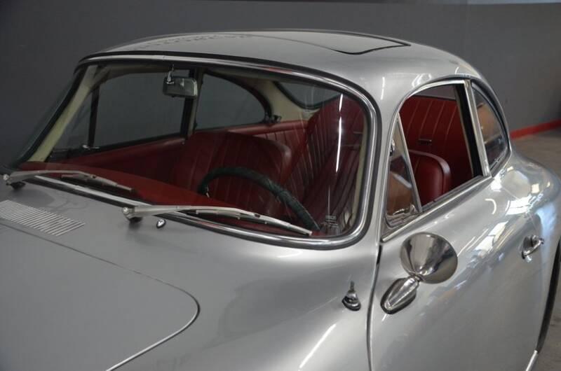1964 Porsche 356 (image 13)