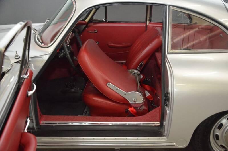 1964 Porsche 356 (image 26)