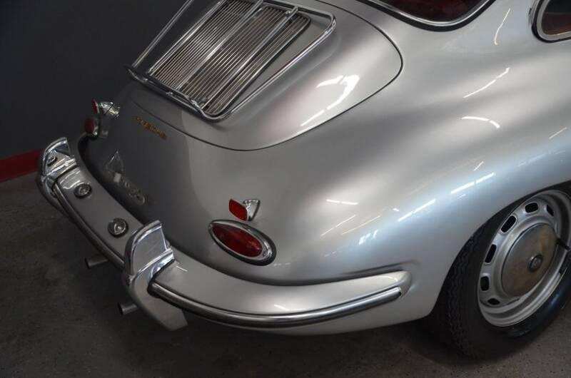 1964 Porsche 356 (image 19)