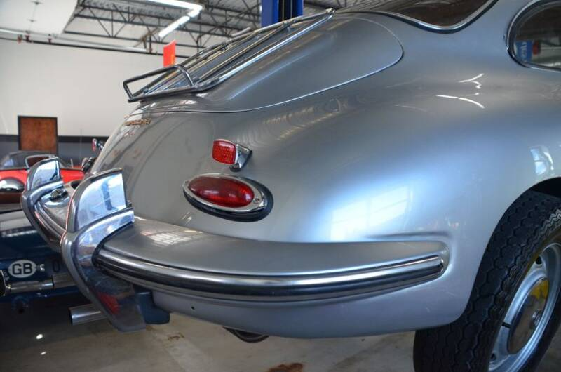 1964 Porsche 356 (image 59)