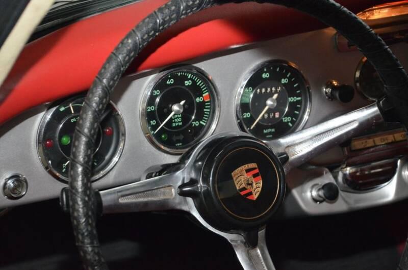 1964 Porsche 356 (image 36)