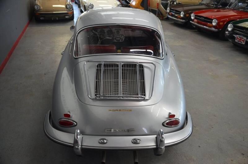 1964 Porsche 356 (image 4)