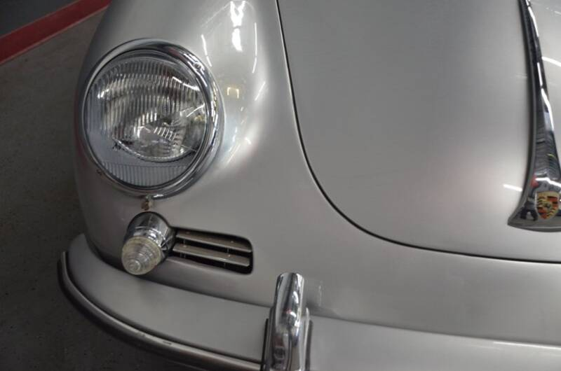 1964 Porsche 356 (image 17)