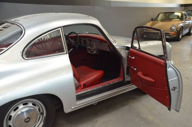 1964 Porsche 356 (image 30)