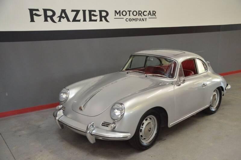 1964 Porsche 356 (image 69)