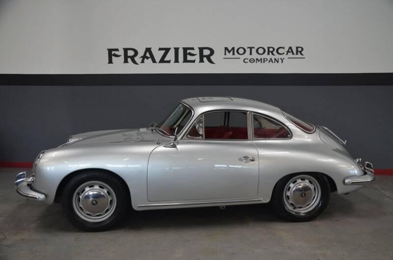 1964 Porsche 356 (image 2)