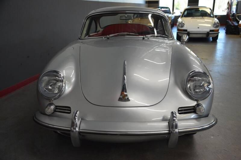 1964 Porsche 356 (image 11)